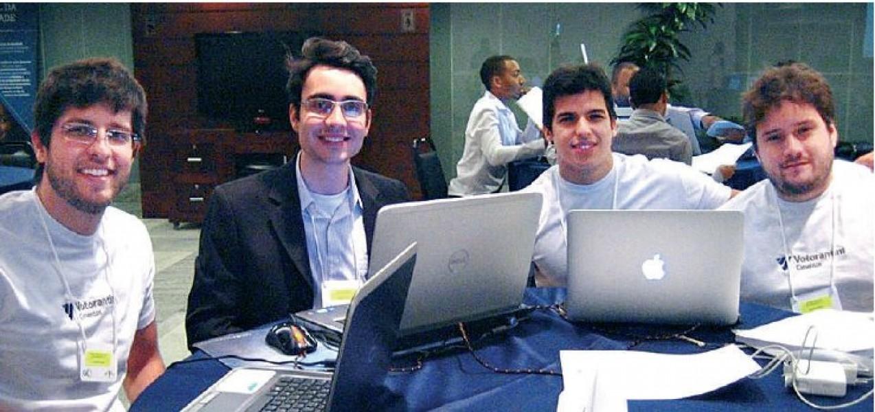 Equipa de engenheiros disputa título pelo Brasil