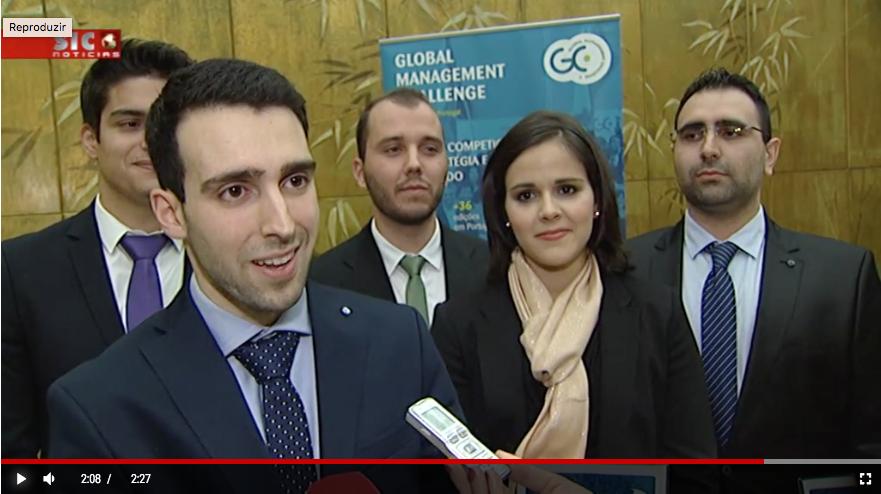 Equipa It Sector/Electric Dream venceram a 37ª edição do Global Management Challenge