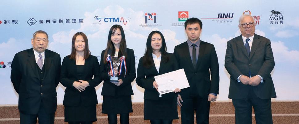 Estudantes vencem em Macau e Hong Kong