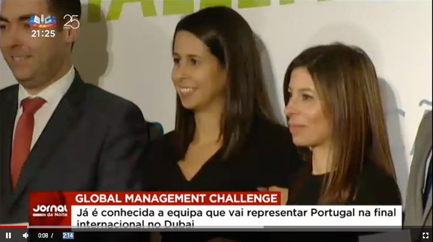 Revelado vencedor do Global Management Challenge em Portugal