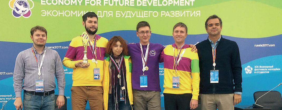 Jovens de 20 países testaram simulador de gestão