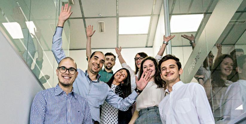 A estreia da Milestone no Global Management Challenge