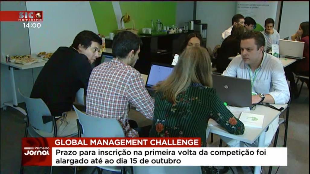 Prazo da 1ª volta do Global Management Challenge alargado