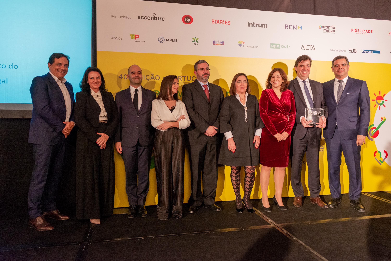 Accenture - Patrocinador do Ano