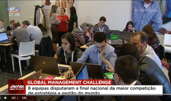 Oito equipas na final do Global Management Challenge