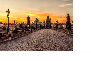 Praga acolhe final internacional