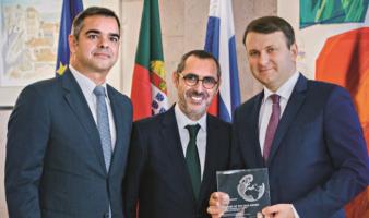 Governo russo apoia desafio português de gestão