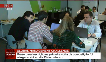 Prazo da 1ª volta do Global Management Challenge alargado