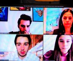 Estudantes vencem Global Management Challenge 2020