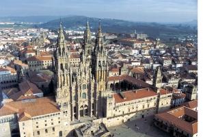 Santiago de Compostela recebe países em 2022