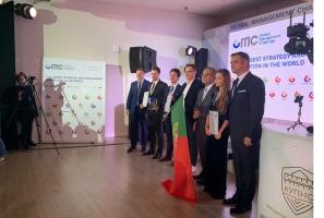 Portugal vence Global Management Challenge 2020