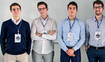 Estudantes de engenharia garantem presença na prova