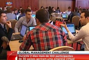 Rússia vence de novo a final internacional do Global Management Challenge