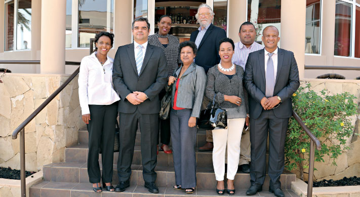 Management Challenge kicks off in Cape Verde