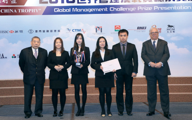 Students win in Macao and Hong Kong