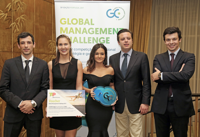 Mixed team wins Global Management Challenge 2017