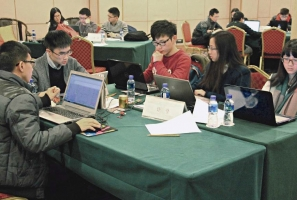 Portuguese Idea progresses in China