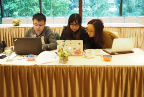 The competition in Hong Kong – Executives go to battle