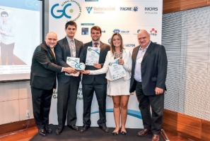 Engineering students compete for Brazil