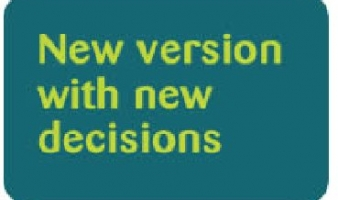 New version with new decisions